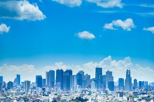 大都市でのドローン飛行で都市気象情報の有効性を検証 ~新宿でのドローン飛行実証実験に超高解像度「都市乱流予測」を提供~