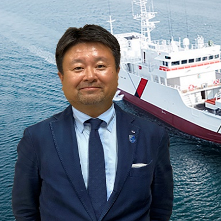 【Use Case】Contributes to route selection which focus on safety,  and improves the reliability for longline fishing vessels